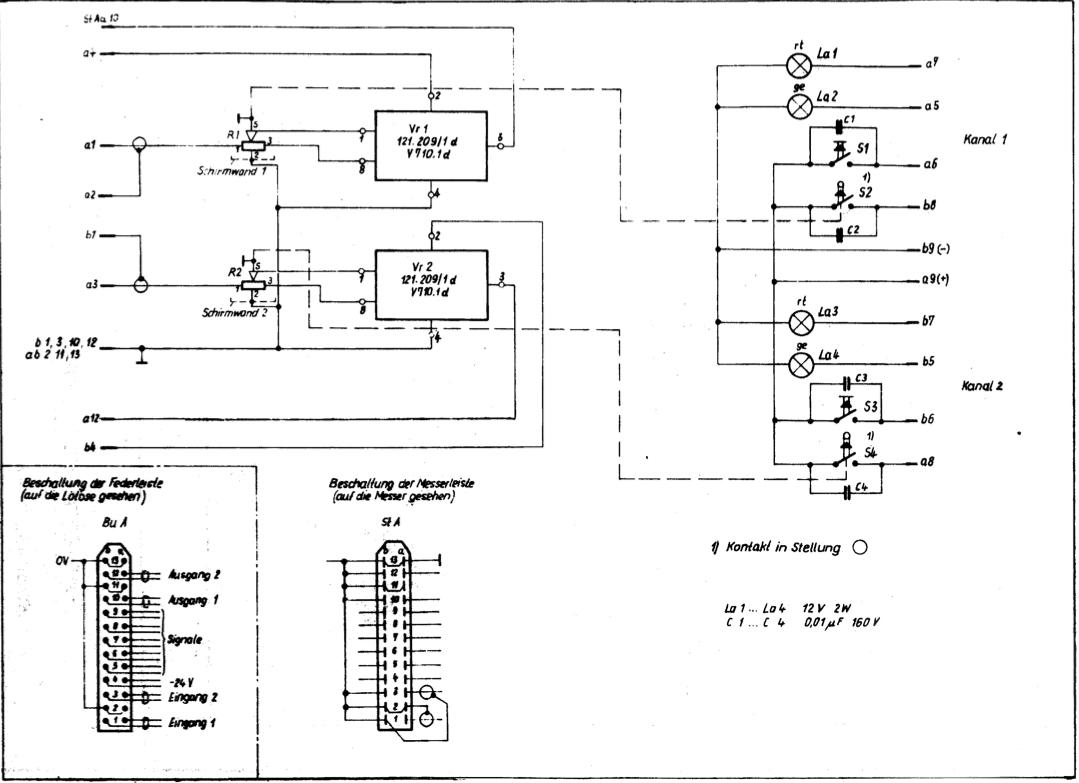 RFZ w745 schematics