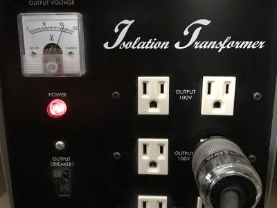 プロケーブル電源トランスの画像