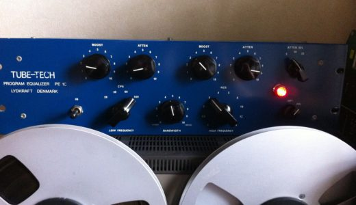 TUBE-TECH PE 1C EQ