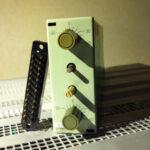 RFZ V 781 mic preamp module & AU 43 transfomer