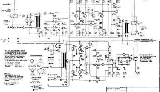 Siemens U273 Pinout/Schematics