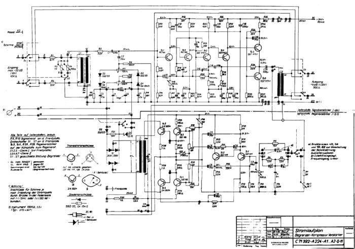 siemens u273 pinout  schematics