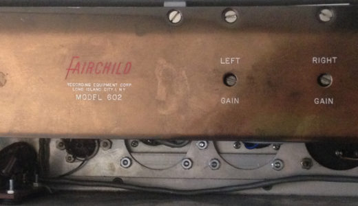 Fairchild 602  Tube Compressor