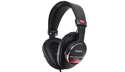 SONY MDR-CD900ST 定番 モニターヘッドフォン