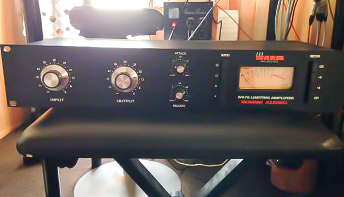 WARM AUDIO WA 76の使用レビュー!ドライブ感が気持ち良い1176のクローンコンプ!