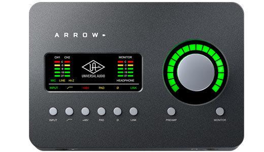 Universal Audio からArrowがリリース!でも仕様を調べると、、微妙、、?