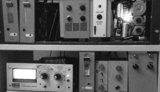 【DTM】ハード機材とプラグインの違いについて10年目の雑感【アウトボード】