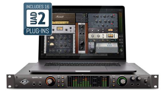 Universal Audio Apollo X発売!一体どんなところが進化したのか?気をつけたほうがいい点についても