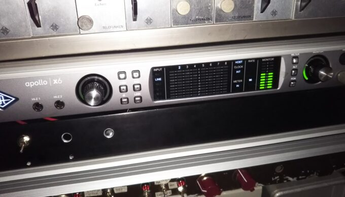 Universal Audio Apollo x6を導入してから9ヶ月使い込んだ結果