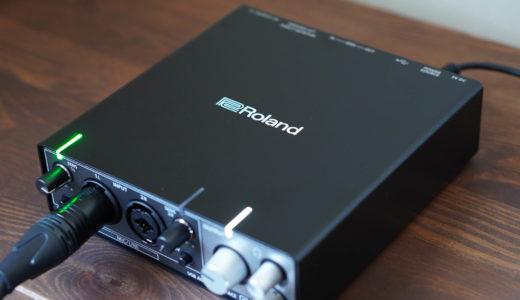 Roland Rubix 22のレビュー。ハイファイな音色が気持ち良い!しかし、、!