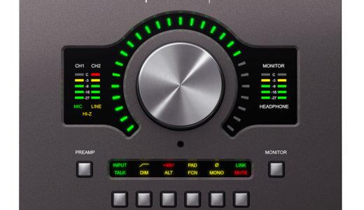 最上位級!UNIVERSAL AUDIO APOLLO TWIN Xが今オススメな理由!