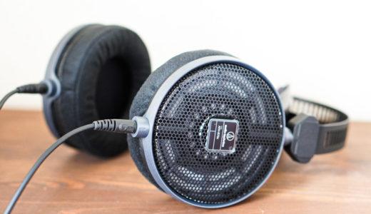 audio technica  ATH-R70xヘッドフォンのレビュー!M70xとの使用比較も