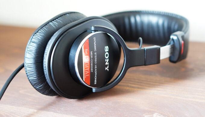 SONY MDR-CD900STのぼろぼろイヤーパッドを交換してみた【安くて簡単】