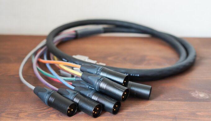 D-subマルチケーブルの導入。 BELDEN ECDM-1908A-T-015のレビュー