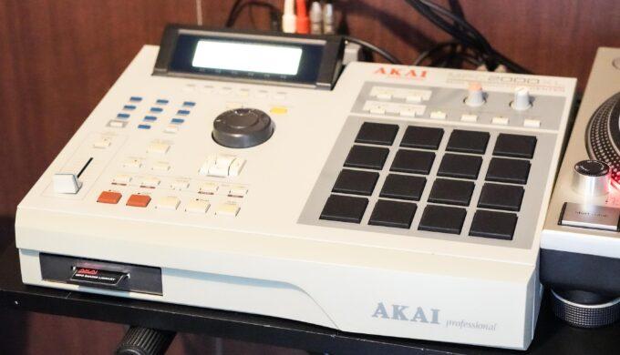 AKAI MPC 2000 XLでレコードの音をサンプリングして気づいた色々