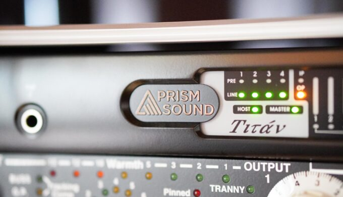 Prism Sound TitanでDTMしてみて良かったところ微妙なところ