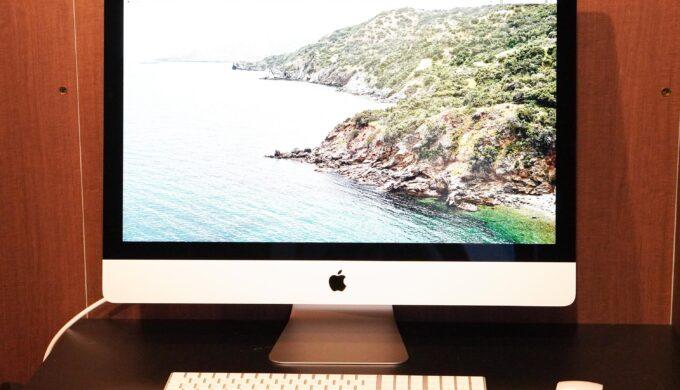 DTM用にiMac2020を買った結果!笑っちゃうほど最高でした