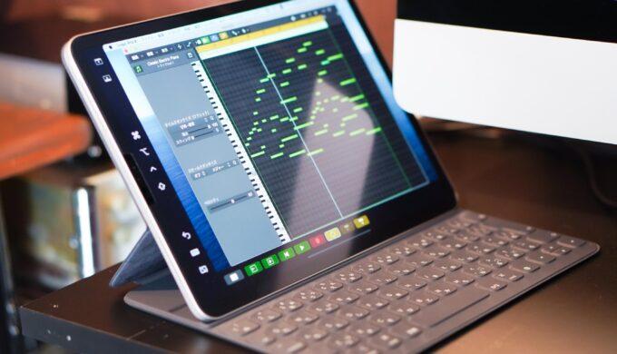 iPad ProをDTM環境に組み込んだ結果!これはヤバイかもしれない【sidecar機能】