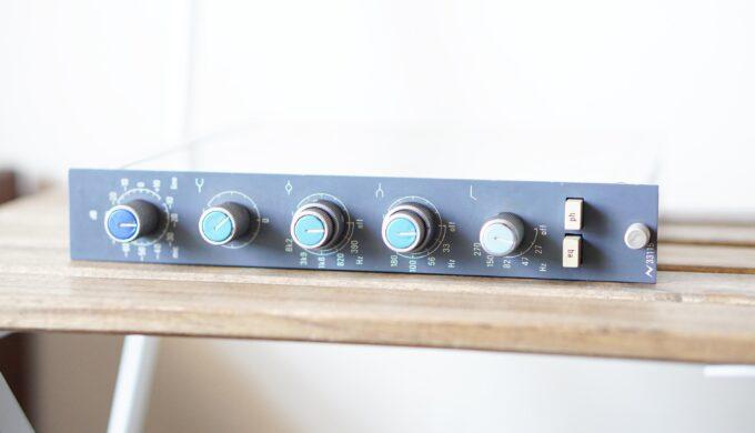 Neve 33115マイクプリアンプ モジュールをゲット!!配線テストと中身のレビュー【Old vintage】