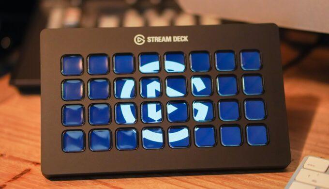 Elgato Stream Deckのレビュー!ボタンにコマンドを割り当てて作業効率化!