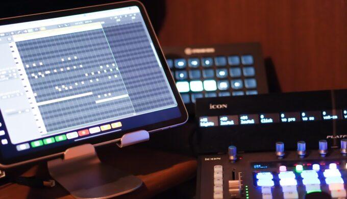 iPad Proとコントロールサーフェス(フィジコン)のコンボがDTM作業で最強!な理由