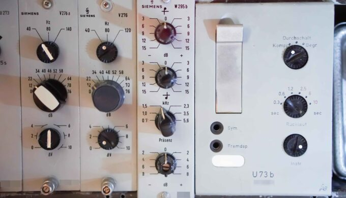 Siemens w295b EQのレビュー!Soundtoys Sie-Qの実機版