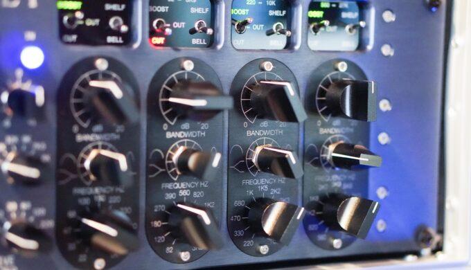 Manley  Massive Passive EQ実機の音質テストレビュー!