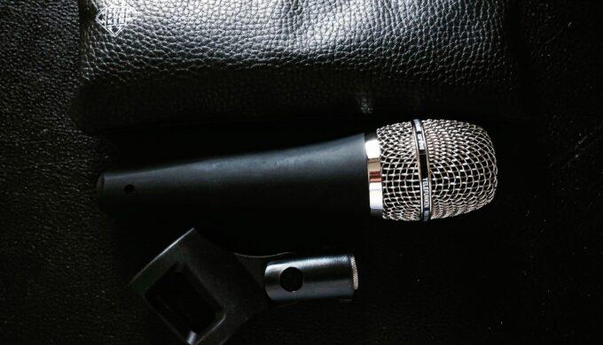 Telefunken M80のレビュー!高解像度のダイナミックマイク!録音にもおすすめ