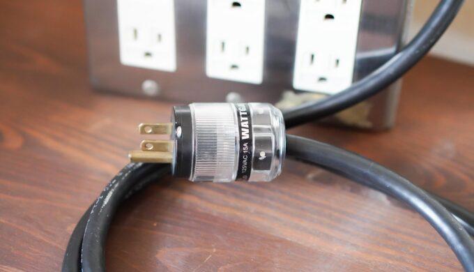 """プロケーブルの""""最終""""超越重鉄電源タップで本当に音は変わったのか、、?試したみた!"""