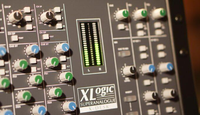 サミングミキサーを使うと音がどう変わるのか?X DESKで威力をテスト!